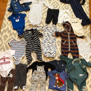 Other - Baby 3 months clothes-boy